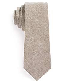 Original Penguin Coco Chambray Solid Skinny Tie