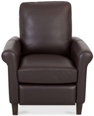 Romy Leather Chair Created for Macyu0027s  sc 1 st  Macyu0027s & Romy Leather Chair Created for Macyu0027s - Chairs u0026 Recliners ... islam-shia.org