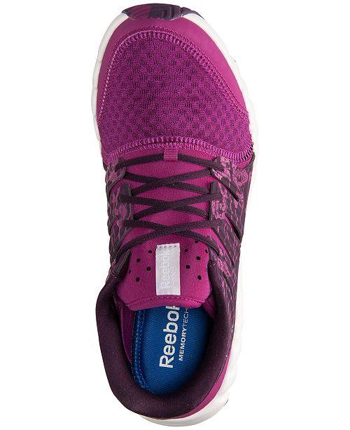 b445fd1ccc43 Reebok Women s TwistForm Running Sneakers from Finish Line   Reviews ...
