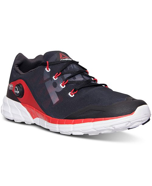 d90b749200c7df Reebok Men s ZPump Fusion 2.0 Running Sneakers from Finish Line ...
