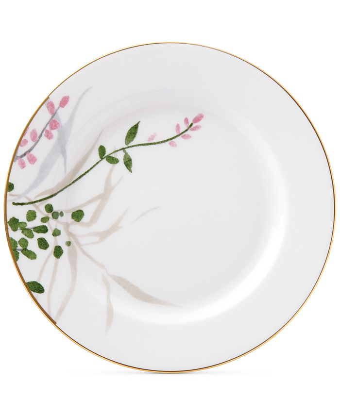 kate spade new york - Birch Way Collection Bone China Butter Plate