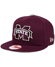 Mississippi State Bulldogs Core 9FIFTY Snapback Cap
