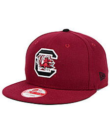 New Era South Carolina Gamecocks Core 9FIFTY Snapback Cap