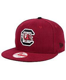 New Era South Carolina Gamecocks Core 9FIFTY Snapback Cap