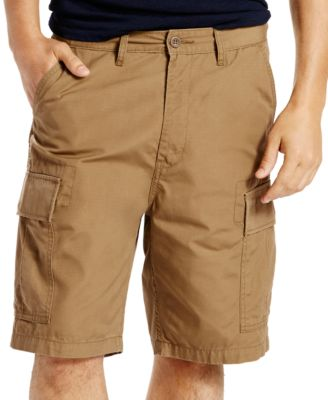 Image of Levi's® Men's Carrier Loose-Fit Cargo Shorts