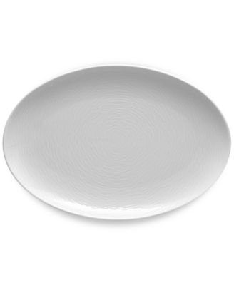 Swirl  Oval Platter