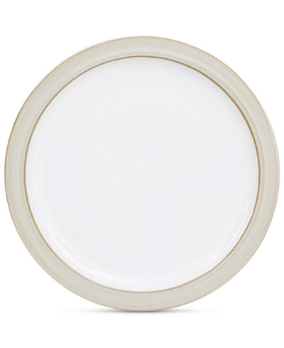 Denby Natural Canvas Stoneware Small Plate