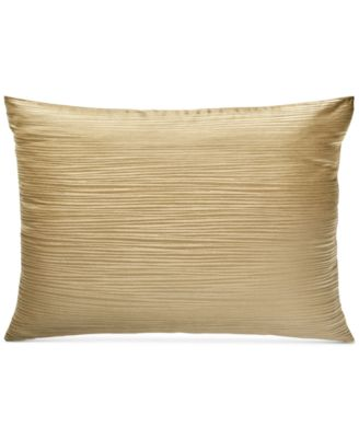 Home Reflection Gold Dust Standard Sham