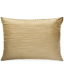Donna Karan Home Reflection Gold Dust King Sham