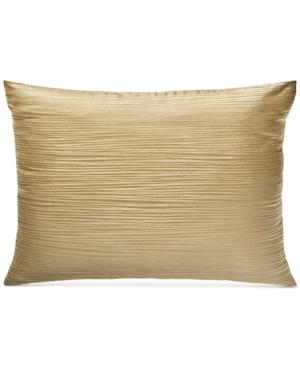 Donna Karan Home Reflection Gold Dust King Sham Bedding