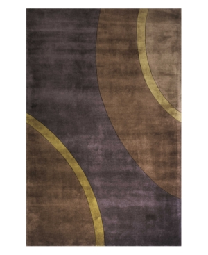 Momeni Area Rug, New Wave Original Nw-022 Black 2' x 3'