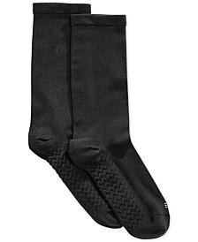 HUE® Women's Massaging Sole Socks