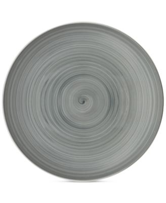 Savona  Porcelain Gray Salad Plate