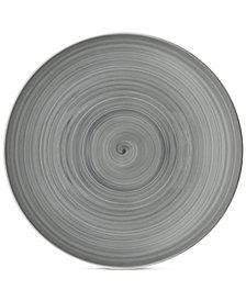 Mikasa Savona  Porcelain Gray Salad Plate