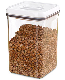 OXO Square Pop Container, 4 Qt.