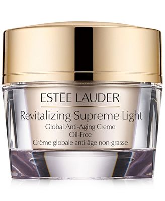 Estée Lauder Revitalizing Supreme Light Global Anti-Aging Creme Oil-Free 1.7 oz.