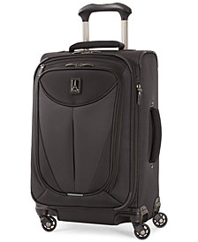 "CLOSEOUT! Travelpro Walkabout 3 21"" Expandable Carry On Spinner Suitcase, Created for Macy's"