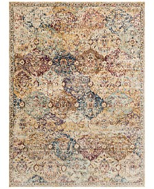 Macy's Fine Rug Gallery Andreas   AF-12 Ivory/Multi Area Rugs