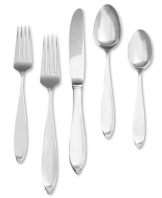 Wedgwood New Oberon Stainless Flatware Collection