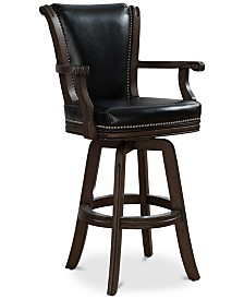 Napoli Bar Height Stool, Quick Ship