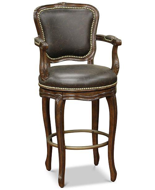 Furniture  Salvatore Counter Height Stool, Quick Ship