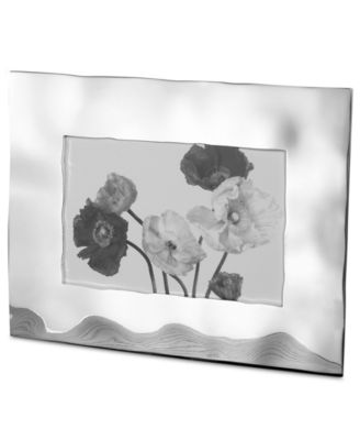 """Reflective Water 4"""" x 6"""" Picture Frame"""