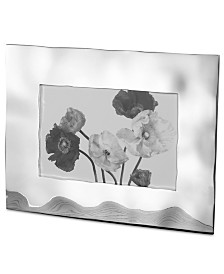 """Michael Aram Reflective Water 4"""" x 6"""" Picture Frame"""