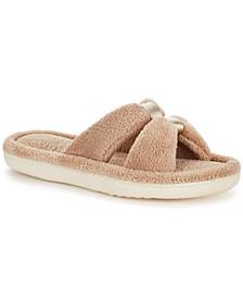 Women's Micro Terry X-Slide Slippers