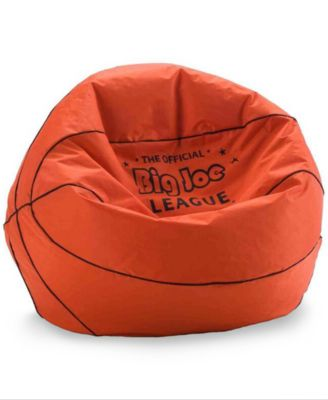 Bea Basketball Bean Bag Chair, Quick Ship
