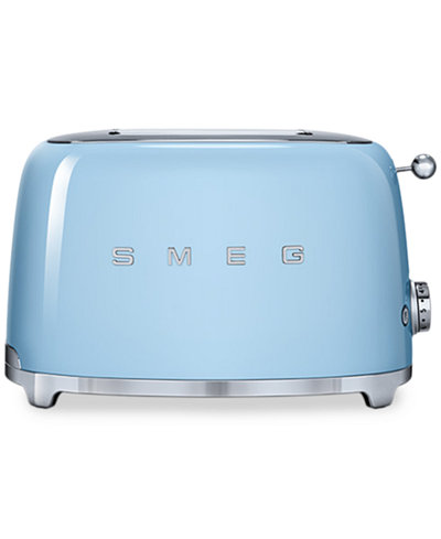 smeg tsf01 2 slice toaster small appliances kitchen. Black Bedroom Furniture Sets. Home Design Ideas