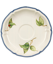 "Villeroy & Boch ""Cottage Inn"" Tea Cup Saucer"