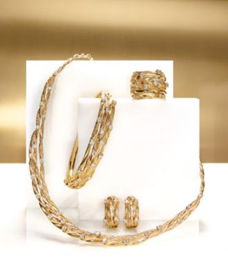 DOro by EFFY Diamond Jewelry in 14k Gold Jewelry Watches Macys