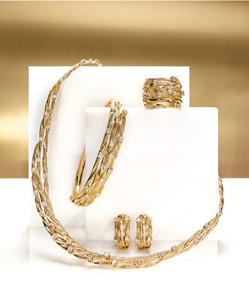 EFFY Collection D'Oro by EFFY® Diamond Jewelry in 14k Gold
