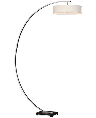 Uttermost Tagus Arc Floor Lamp