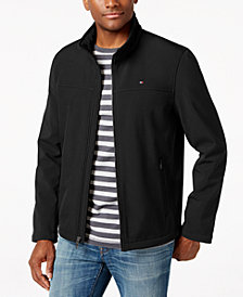 Tommy Hilfiger Men's Big & Tall Classic Softshell Jacket