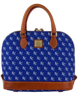Kansas City Royals Zip Zip Satchel