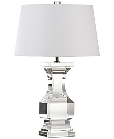 Trophy Paris Crystal Balustrade Table Lamp
