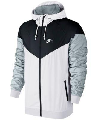 33ad26e6bf70 Nike Men s Windrunner Colorblocked Jacket   Reviews - Hoodies   Sweatshirts  - Men - Macy s