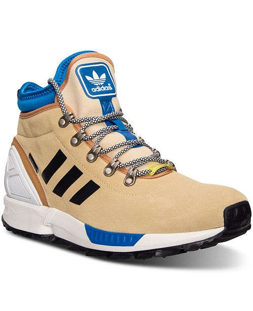 0347ceb1d adidas Men s Originals ZX Flux Winter Sneakerboots from Finish Line ...