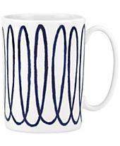 kate spade new york Charlotte Street West Collection Mug