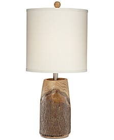 Pacific Coast Scarlet Oak Table Lamp