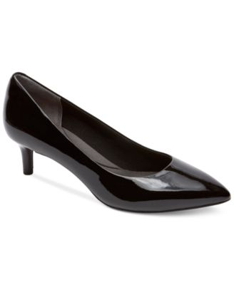 Rockport Women's Total Motion Kalila Kitten-Heel Pumps