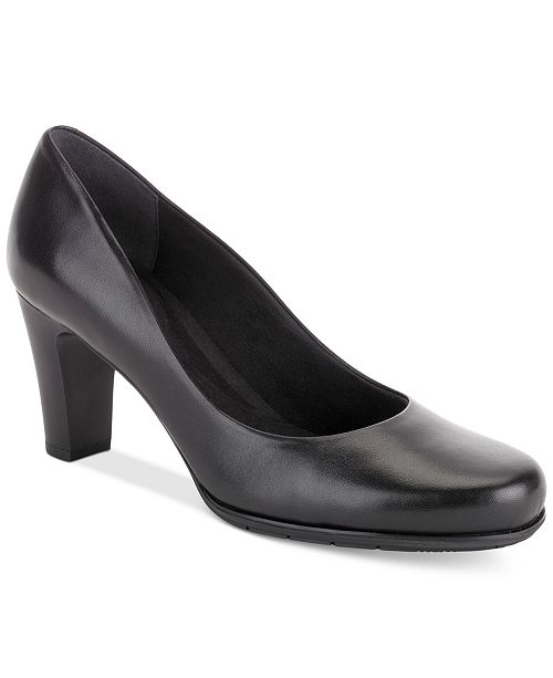 bee2105093c Women's Total Motion Round-Toe Pumps