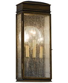 Feiss Whitaker 3-Light Wall Lantern