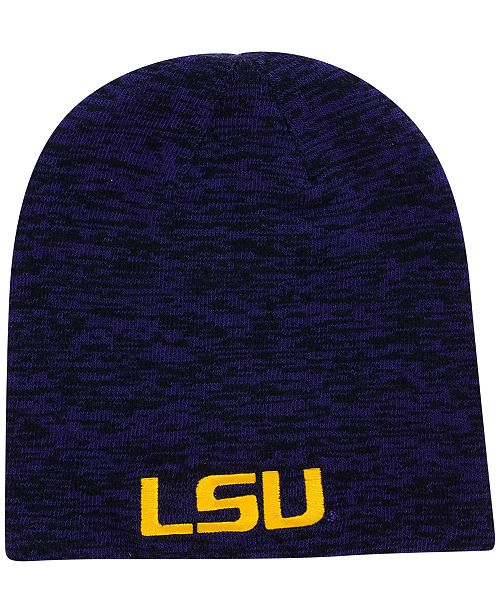 Nike LSU Tigers Reversible Beanie Knit Hat