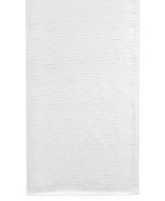 "Continental Collection 70"" White Table Runner"