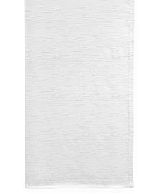 "CLOSEOUT! Continental Collection 70"" White Table Runner"