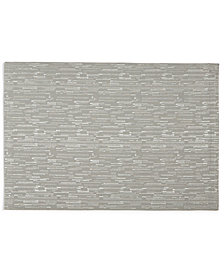 "Bardwil Continental Collection 13"" X 18"" Gray Placemat"
