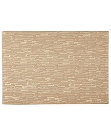 "Continental Collection 13"" X 18"" Taupe Placemat"