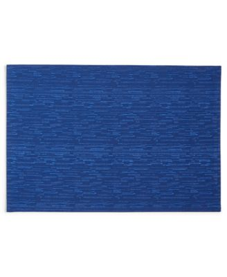 "Continental Colelction 13"" X 18"" Navy Placemat"
